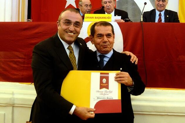 Abdurrahim Albayrak artık Galatasaray divan kurulu üyesi