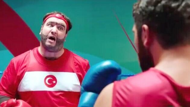 Recep İvedik 5 filmine Güreş Federasyonu'ndan tepki