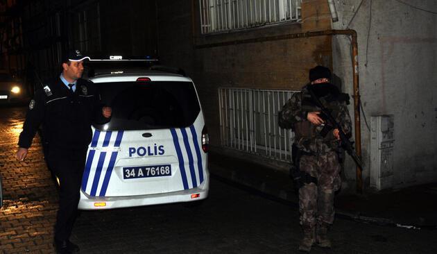 Son dakika: İstanbul Emniyet Müdürlüğü'ne roketli saldırı girişimi