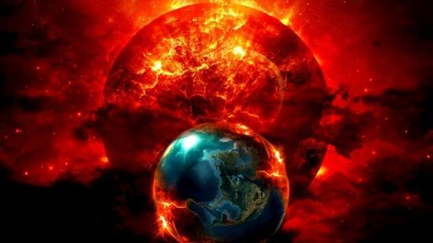 25 Şubat 2017 Dünya'nın sonu mu?
