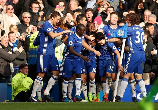 Chelsea 3-1 Arsenal / Maç özeti