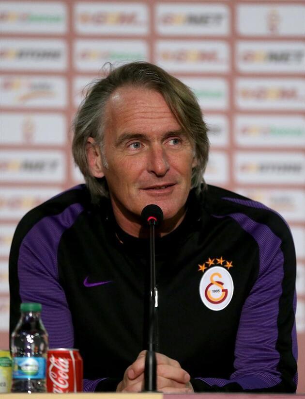 Riekerink'i Galatasaray'da tutan 3 faktör