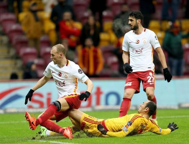 Riekerink Galatasaray taraftarını kızdırdı