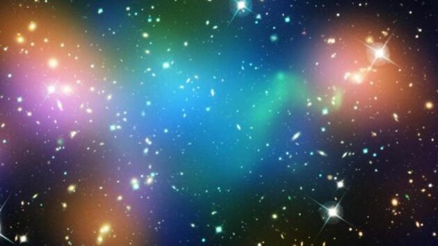Evreni oluşturan kozmik patlamalar