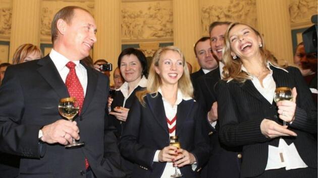 Putin'in herkesten gizlenen serveti