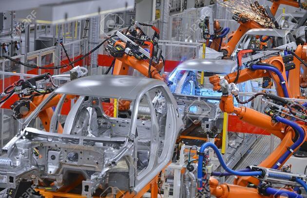 Rakamlarla Türkiye'de otomotiv sektörü