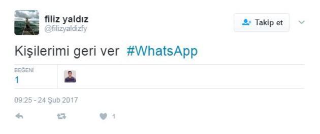 WhatsApp'ın ölüm tarihi: 24 Şubat 2017 / Güncellemeye tepki yağıyor