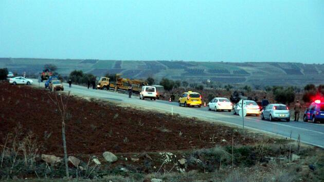 Zırhlı araç devrildi: 3 asker yaralı