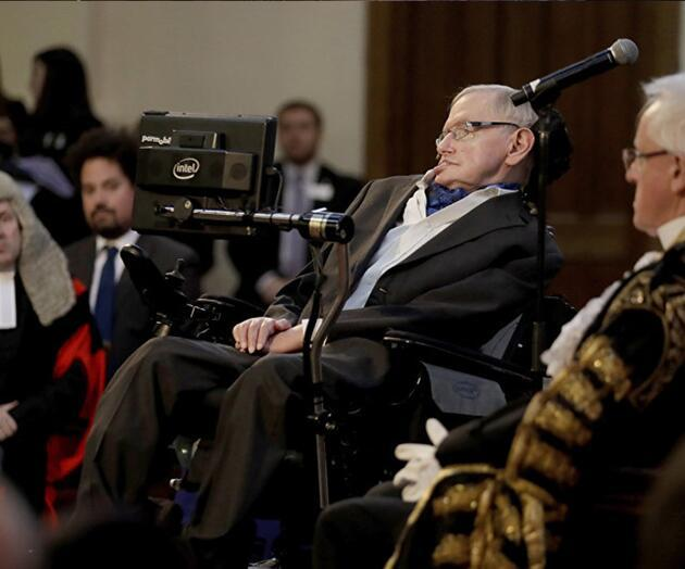 Stephen Hawking'in hafızalardan silinmeyecek sözleri
