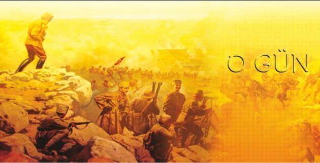 Resimli Çanakkale Zaferi mesajları... 18 Mart Çanakkele Zaferi sözleri