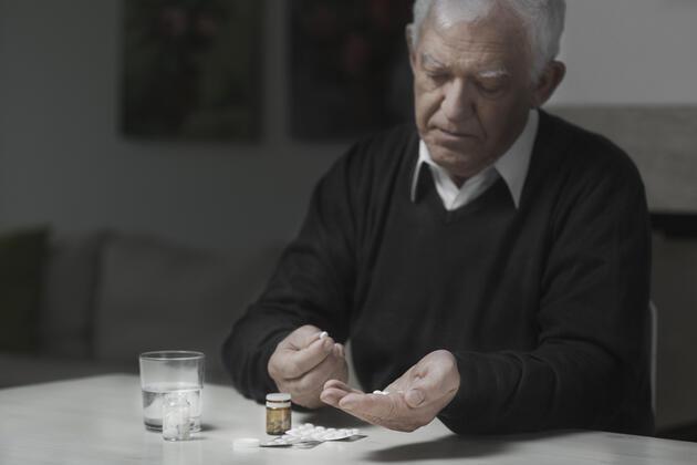Türkiye'de antidepresan kullanımı arttı