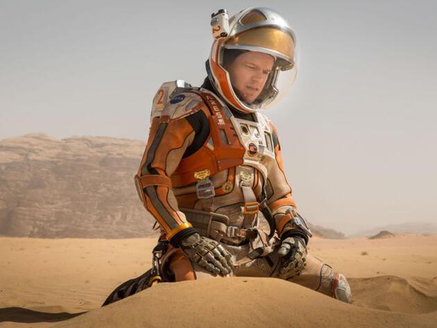 Mars koşullarında patates yetiştirildi