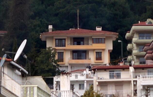 Kenan Evren'in Marmaris'teki villasının yerine yenisi yükseliyor