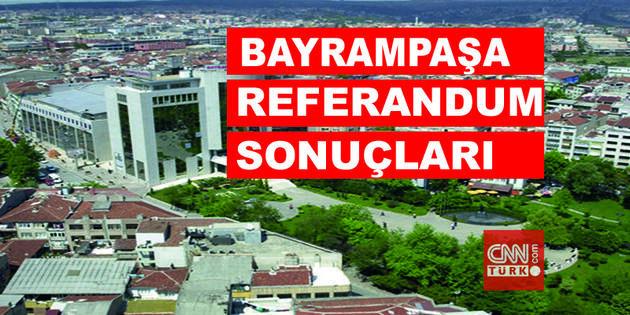 İlçe İlçe 2017 İstanbul referandum seçim sonuçları