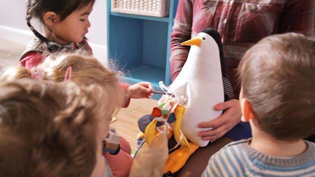 Çevre kirliliği hakkında farkındalık artıracak peluş oyuncaklar