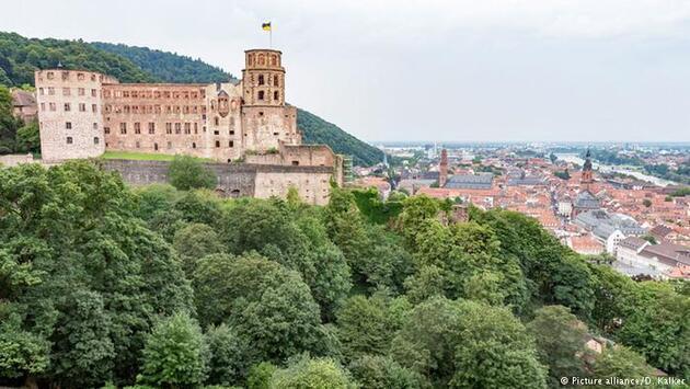 Masal dünyası Heidelberg'i keşfetmek için 10 harika sebep