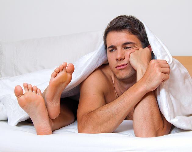 cinsel organda sertlesmemenin nedenleri