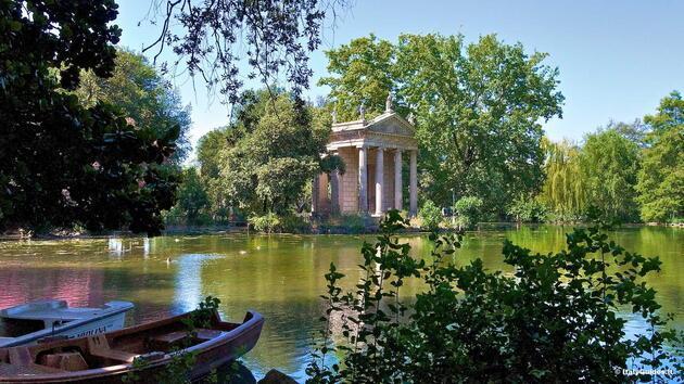 Baharın tadını çıkarabileceğiniz harika Roma Bahçeleri