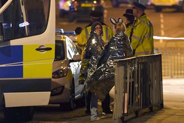Son dakika: İngiltere'deki terör saldırısına liderlerden ilk tepkiler
