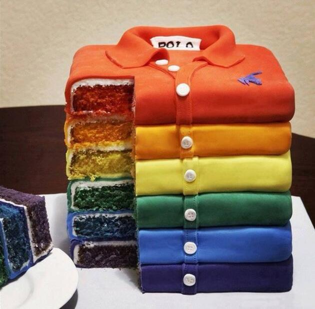 İşte pasta sanatının uç noktaları