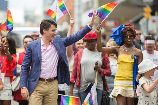 Kanada ve New York'ta 'Onur Yürüyüşü'