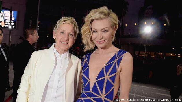 Dünyaca ünlü eşcinsel çiftler