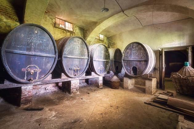 Yıkık dökük: Fotoğraflarla terk edilmiş İtalya