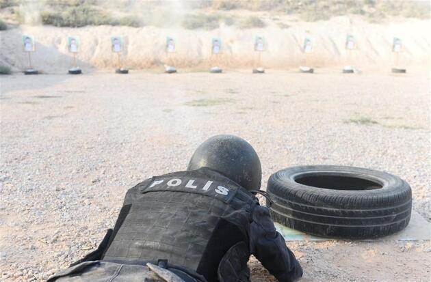 Özel harekat polisleri böyle eğitiliyor