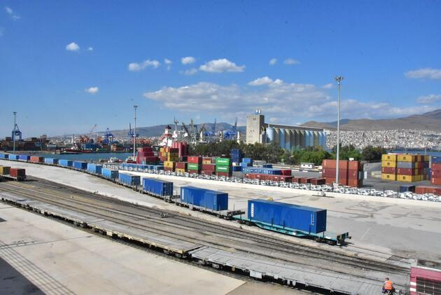 Bulgaristan'dan saman ithalatı başladı! İlk gemi yanaştı