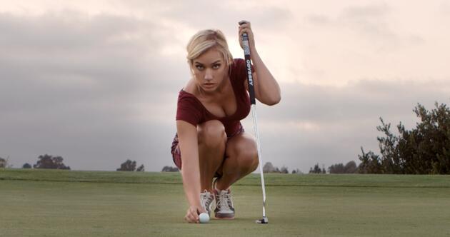 Amerikalı golfçüden olay paylaşım