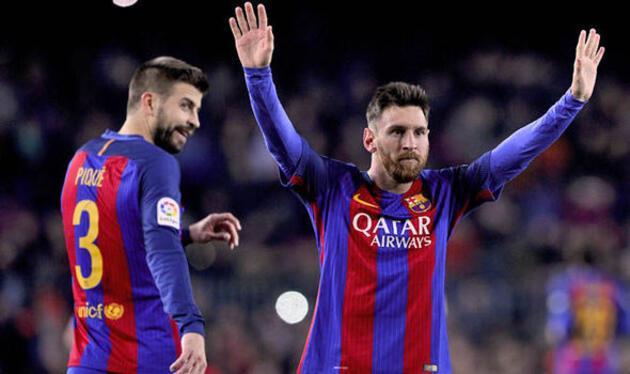 Messi'yle ilgili bomba iddialar... Belgeler sızdırıldı