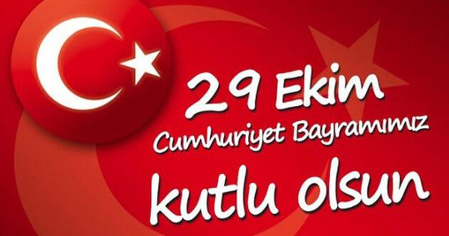 Farklı Cumhuriyet Bayramı resmi ve anlamlı, en güzel Cumhuriyet Bayramı şiirleri
