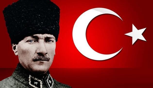 29 Ekim Cumhuriyet Bayramı mesajları (Resimli mesajlar ve Atatürk'ün sözleri)