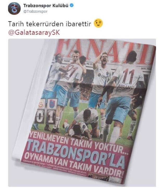 Galatasaray yenildi Twitter yıkıldı