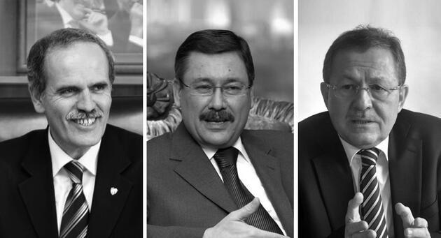 AK Partili belediye başkanlarının istifa süreçleri