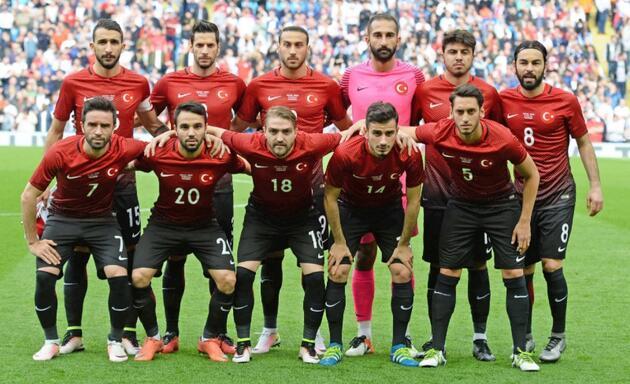 5 futbolcu ilk kez Milli Takım'a çağrıldı