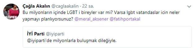 'İlk trans güzel'den Meral Akşener'e LGBTİ sorusu