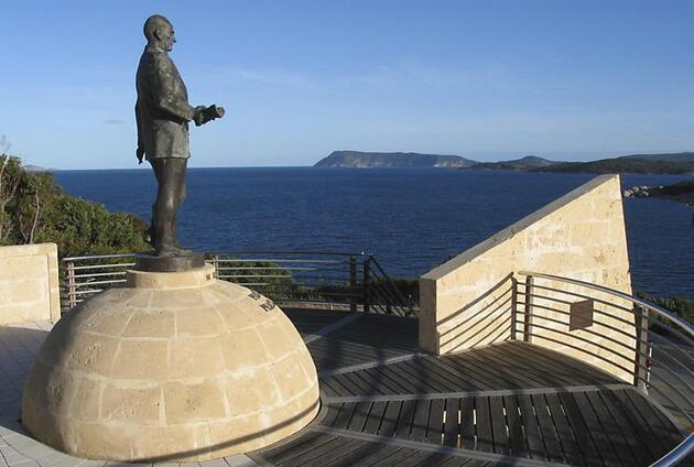 Dünyada Atatürk'ün heykelinin bulunduğu ülkeler