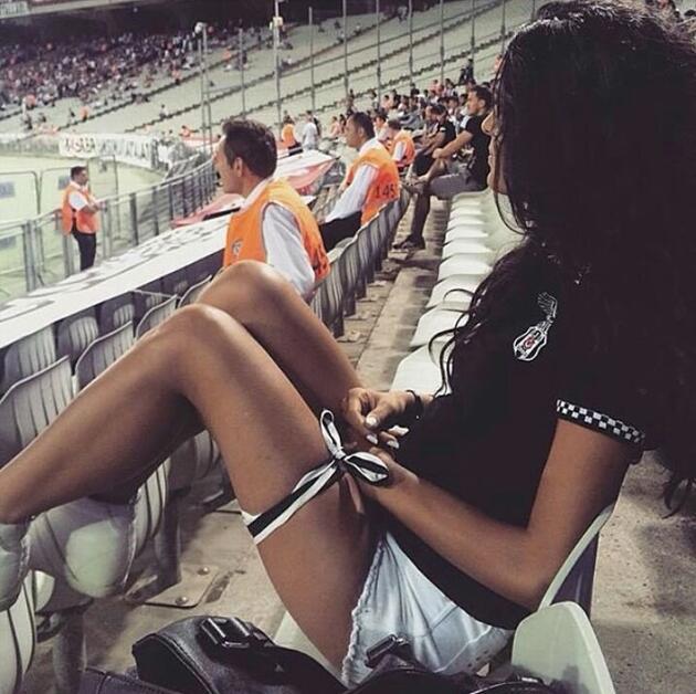 Futbol onlarla güzel