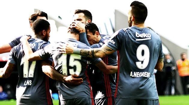 Beşiktaş bahis şirketlerinin korkulu rüyası oldu