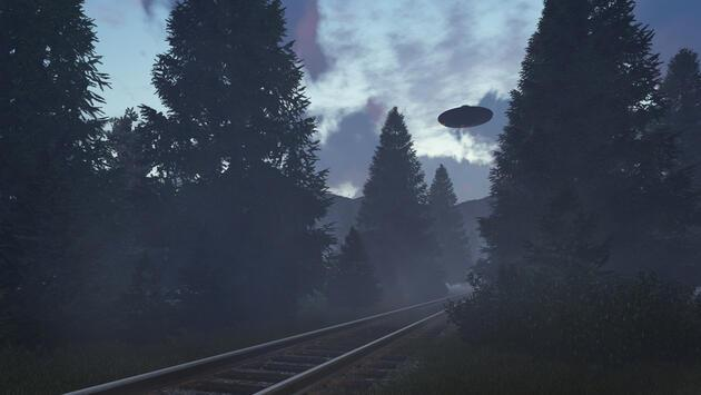 Pentagon'un milyonlarca dolarlık 'UFO programı' yürüttüğü ortaya çıktı