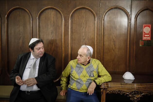 'Hanuka' Bayramı İstanbul'da da kutlandı