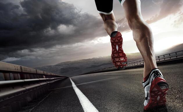 Koşucular için ideal kilo ve yağ oranı
