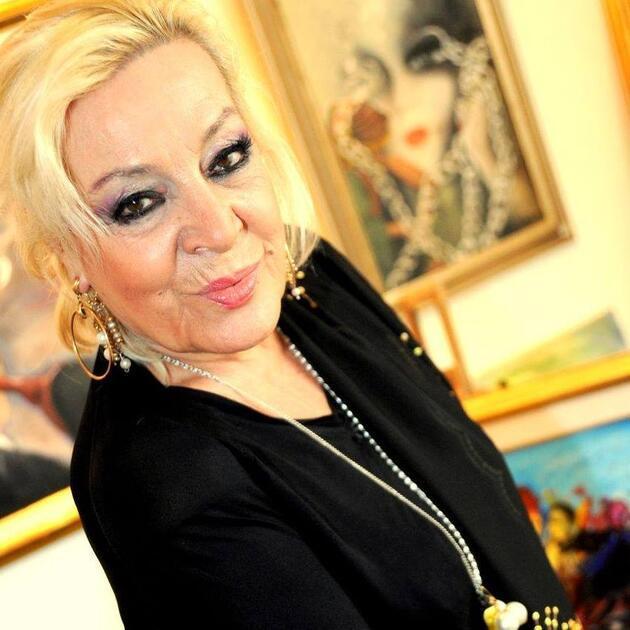 Sinemanın kötü kadını Lale Belkıs'ın son hali