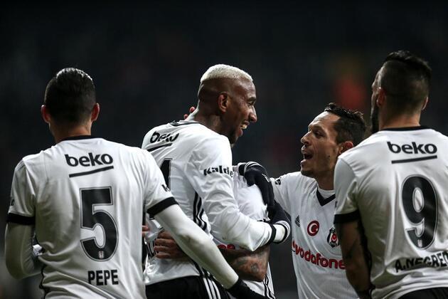 Beşiktaş 2-1 Kasımpaşa / Maç Özeti