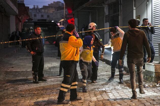 Teröristler Afrin'den Reyhanlı'yı yine vurdu: 1 çocuk yaralandı