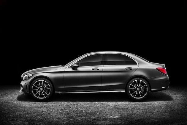 2019 Mercedes-Benz C-Class fotoğrafları