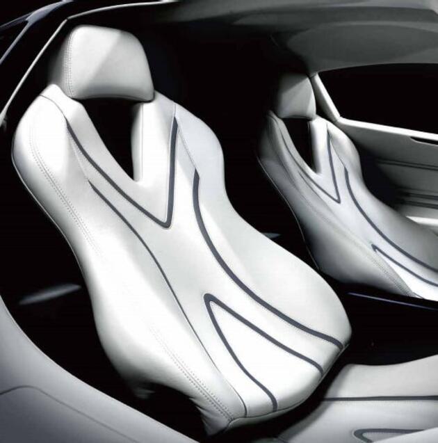Aspark Owl elektrikli süper otomobil fotoğrafları