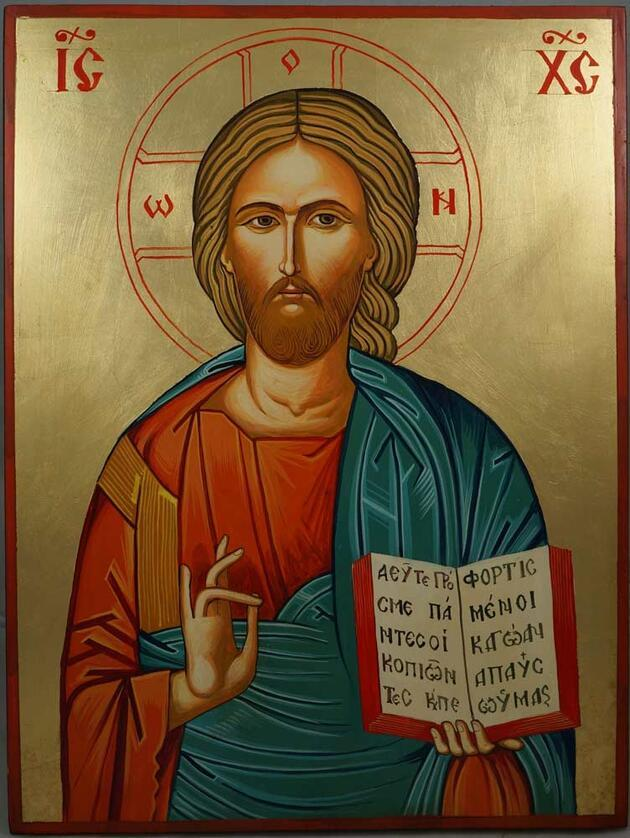 Herkes Hz  İsa'nın böyle göründüğünü sanıyordu! Ancak gerçek