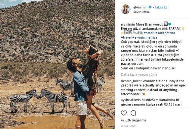 Ünlülerin Instagram günlüğü 05.03.2018